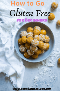 how to go gluten-free for beginners